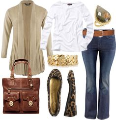 """Fall Neutrals - Plus Size"" by alexawebb ❤ liked on Polyvore"