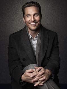 Matthew McConaughey by Luke Fontana on 500px
