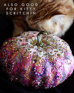 Bohemian pumpkins!