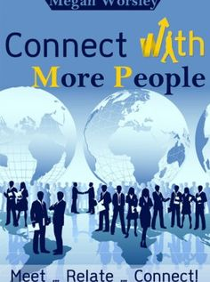 Connect With More People: If you need to expand your base of connections for any reason, consider the following: Why do you want need to change? Where do you find people to add to your list of connections? What resources should you have in place ahead of time? This comprehensive guide will give you everything you need to know about pursuing new connections. Not only will it answer all your questions, it will answer ones you haven't even thought of! Find People, Need To Know, Connection, Positivity, Base, Change, Thoughts, This Or That Questions
