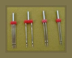 Sewing Machine Needles---An Illustrated Guide to the many Types of Sewing Machine Needles