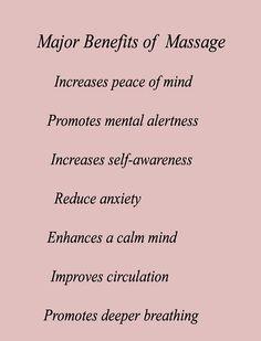 Massage Spa in Corona Del Mar, Newport Beach (Orange County)! Single and couples massage. Massage Tips, Massage For Men, Massage Quotes, Massage Envy, Thai Massage, Massage Benefits, Baby Massage, Massage Techniques, Spa Quotes