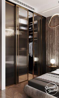 Wardrobe Door Designs, Wardrobe Design Bedroom, Master Bedroom Interior, Modern Master Bedroom, Closet Designs, Home Decor Bedroom, Glass Wardrobe, Bedroom Door Design, Pax Wardrobe