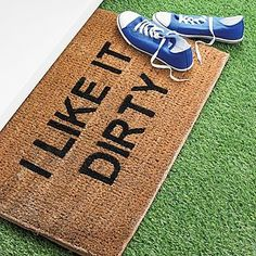 Personalised Doormat - gifts for the home