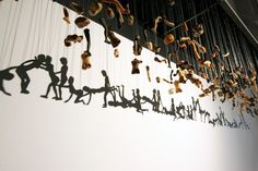 Installations by Bohyun Yoon www.madsubculture.pt