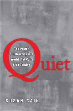 We read this one for book club last month. It was incredible. So insightful. It can teach you a lot about yourself and others whether you're an introvert or not. More at NextImpression.net