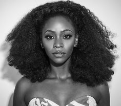 Teyonah Parris in Issue Magazine