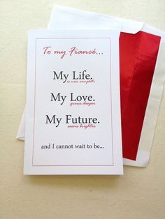 For My Fiance Him Birthday Card By Linsartwork On Etsy 4 95
