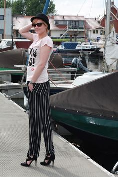 60bfa5f99afb5b Zomerse outfitpost met mijn geliefde bolhoed. outfit post. ZoSammieEnzo