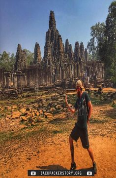 The Angkor Temples can be found throughout Cambodia, however the main hub are located just outside of Siem Reap. How to get to Angkor Wat Siem Reap, Angkor Wat, Backpacker, Temples, Cambodia, Monument Valley, Vietnam, Pictures, Travel