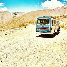 Bus stop, por Jorge Gobbi (Iruya, Salta, Argentina)