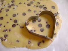 Chocolate Chip Cutout Cookies