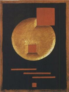 Relief Painting - Erich Buchholz, 1922