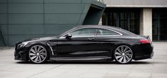 GALLERY - MERCEDES BENZ S-CLASS COUPE C217 BLACK BISON EDITION