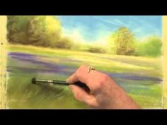 Jeremy Ford is back with http://ArtistsNetwork.tv to share his pastel techniques for landscape painting. Follow Jeremy as he shows you how to paint cloudy skies and sunsets, trees, grasses, water and more. In each landscape tutorial (one for every season), Jeremy also teaches basic art and pastel lessons.