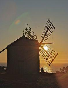 Moinhos de vento Portugal