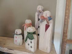 Snowman family from #www.mysparetimedesigns.com