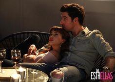 Amor bajo las estrellas ✨ #LasEstrellas