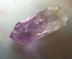 Cluster Vera Cruz Amethyst crystal   gemmy by CoyoteRainbow