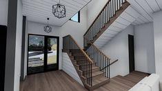 Welcoming entrance of our upcoming Lake Rosseau project. Ontario, Entrance, Stairs, Construction, Cottage, Architecture, Projects, Photos, Instagram