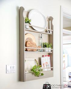 28 best kitchen plate rack images kitchen dining diy ideas for rh pinterest com