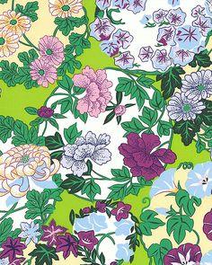 Floating World - Torimoto Paper Garden - Quilt Fabrics from www.eQuilter.com