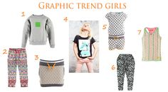MiniRepublic Blog - Kinderkleding trend Zomer 2015: Graphic