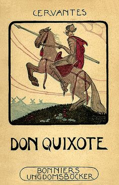 Cervantes - Don Quixote | Flickr - Photo Sharing!