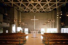 Tokyo Salesian Boy's Home, Don Bosco commemorative Chapel at sakakura associates