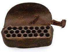 Cowans Militia Box