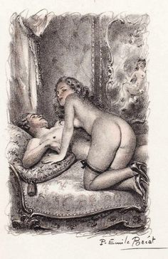 Le florentin erotic playing cards of paulemile becat - 2 part 1