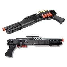 Air Soft guns the best way to play games