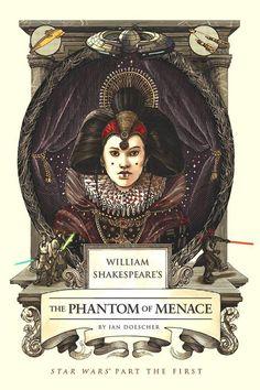 Reescribiendo Star Wars como si fuera una obra de Shakespeare