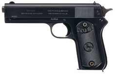 """Colt 1903 Pocket Hammer Pistol 38 ACP 4.5"""" Save those thumbs & bucks w/ free  shipping on this magloader, Magazine loader  Speedloader http://www.amazon.com/shops/raeind"""