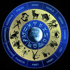 signs of the zodiac   Know your Astrological Lineage - Moon Signs   Portland Grind