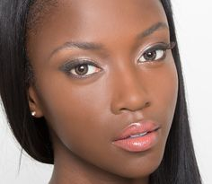 Contouring and Highlighting for Dark Skin | Beautylish