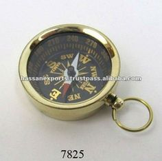 Nautical Brass Pocket Compass - Buy Nautical Compass,Antique Pocket Compass,Nautical Antique Brass Compass Product on Alibaba.com