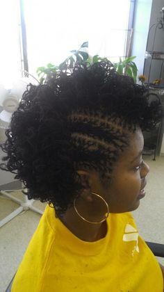 Crochet Hair Milwaukee : ... Pinterest Freetress bohemian, Crochet braids and Sew in hairstyles
