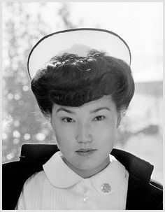 Ansel Adams's Photographs of Japanese-American Internment at Manzanar. I had this picture saved on my computer for a very long time (until it crashed).
