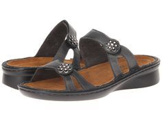 Naot Melody Women's Shoes Metallic Road Leather