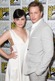 Credit: Twitter / @misheld0n: Best #SDCC Couple? @Whenwillyou Vasquez ...
