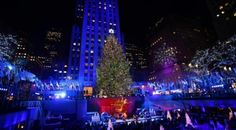 Rockefeller Center no Natal
