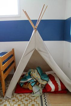No see teepee tutorial