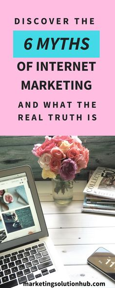 Discover The 6 Myths Of Internet Marketing - Every day thousands of people go online to make money but most of them fail miserably because they either truly believe one of the #6 Internet Marketing Myths or all of them. You can read them below and discover the grain of salt in all of them.