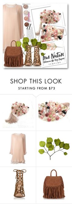 """True Nature Jewelry 3"" by fashionmonsters ❤ liked on Polyvore featuring Chloé, Dot & Bo, Gianvito Rossi, Superdry and Terre Mère"