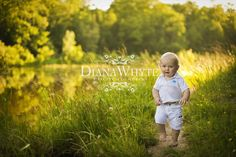 toddler boy outdoor lake photography www.DianaWhytePhotography.com