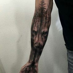 Next tat on other arm then sleeves will be almost done