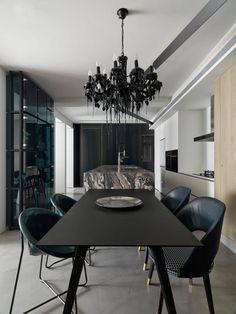 Apartment in Taipei City by Ganna Design