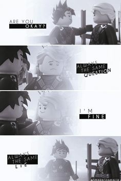 WHO MAKES THESE FOR NINJAGO?? This IS SUCH GOOD QUALITY WHAT HTE HECK