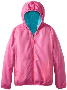 Save $20.01 on Pink Platinum Girls 7-16 Sherpa Reversible Jacket; only $29.99